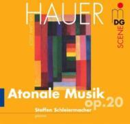 Atonale Musik�@Schleiermacher�i�o�j