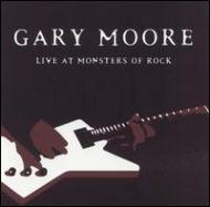 Gary Moore/Live At The Monsters Of Rock