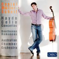 ハイドン(1732-1809)/Cello Concerto 1 2: Muller-schott(Vc) Tognetti / Australian Co