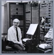 Occasional Variations, String Quartet, 2, 6, : Composer's Q Sherry Q