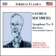 交響曲第5番/ブラック・サウンズ/超越的な変奏曲集 リンドン=ギー/ザールブリュッケン放送交響楽団