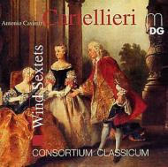 Wind Sextets Klocker、Consortium Classicum