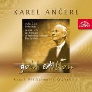 Sinfonietta: Ancerl / Czech.po +martinu: Paraboly, Frescoes Of Piero Della