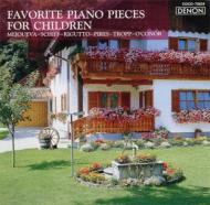 Piano Works For Children: Pires, Etc