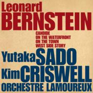 Music From Candide, On The Waterfront Suite: 佐渡裕 / Concert Lamoureux.