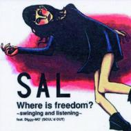 Where is freedom?〜swinging and listening〜feat.Diggy-MO'(SOUL'd OUT)