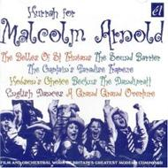 Hurrah For Malcolm Arnold-brass Works: Arnold / Etc