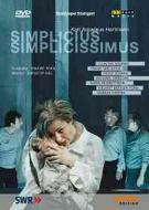 歌劇『シンプリチウス・シンプリチッシムス』全曲 ネル演出、ライアン指揮シュトゥットガルト州立歌劇場
