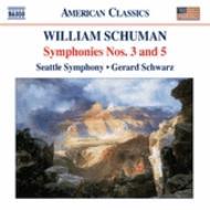 交響曲第3番、第5番、他 シュウォーツ&シアトル交響楽団
