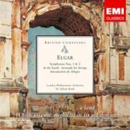交響曲第1番、第2番、他 ボールト&LPO、他(2CD)