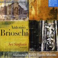 6つの交響曲 モレット&アタランタ・フーギエンス