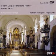 宗教的合唱曲集 J.オックス&ラスタット・ホーフカペレ