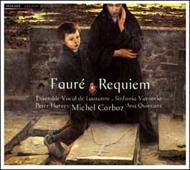 Requiem: Corboz / Sinfonia Varsovia Lausanne Vocal Ensemble
