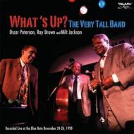 What's Up? The Very Tall Band