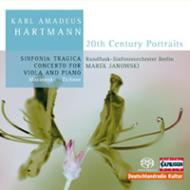 20世紀のポートレート〜カール・アマデウス・ハルトマン ヤノフスキ(指揮)、ベルリン放送交響楽団