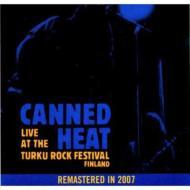 Live At The Turku Rock Festival / Finland 1971
