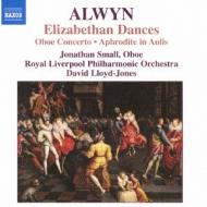 エリザベス朝舞曲、オーボエ協奏曲、他 ロイド=ジョーンズ&ロイヤル・リヴァプール・フィル、J.スモール(ob)