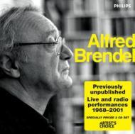 アルフレート・ブレンデル/未発表ライヴ&放送録音集 1968〜2001(2CD)