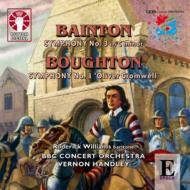 Sym.1: Handley / Bbc Concert O +bainton: Sym.3