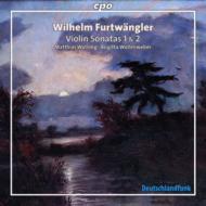 <ヴァイオリン・ソナタ集>第1番/第2番 ヴォロング/ヴォレンヴェーバー