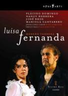 サルスエラ『ルイサ・フェルナンダ』全曲 サージ演出、ロペス=コボス&マドリッド王立劇場、ドミンゴ、エレーラ、他(2006 ステレオ)