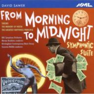 From Morning To Midnight Symphonic Suite: Brabbins / Bbc So Etc