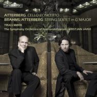 弦楽六重奏曲第2番(弦楽合奏版)、他 K.ヤルヴィ&ノールランド歌劇場響、モルク(vc)