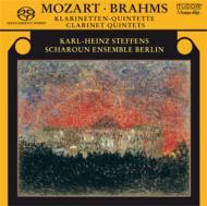 Clarinet Quintet: Steffens(Cl)Scharoun Ensemble