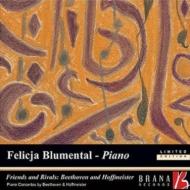 ピアノ協奏曲第1番、他 ブルメンタール(p)R.ワーグナー&VSO、他