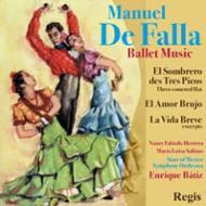 『恋は魔術師』、『三角帽子』 バティス&メキシコ国立交響楽団