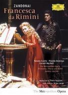 『フランチェスカ・ダ・リミニ』全曲 レヴァイン&メトロポリタン歌劇場、スコット、ドミンゴ