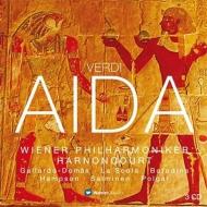 Aida: Harnoncourt / Vpo Gallardo Domas Hampson Borodina La Scola Salminen