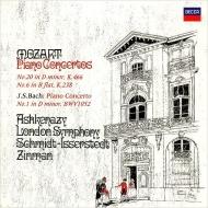 Mozart & J.S.Bach: Piano Concertos