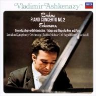 ピアノ協奏曲第2番、他 ヴラディーミル・アシュケナージ、ズービン・メータ&ロンドン交響楽団、他