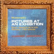 ムソルグスキー:展覧会の絵、ラヴェル:夜のガスパール、他 ヴラディーミル・アシュケナージ