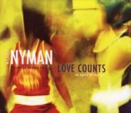 オペラ『ラヴ・カウンツ』 マグラー&マイケル・ナイマン・バンド、スレイター(Bs)H.ウィリアムズ(S)(2CD)