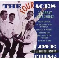 Love Is a Many-Splendored Thing 20 Great Love Songs