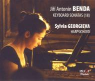 鍵盤楽器のためのソナタ全集 ゲオルギエヴァ(cemb)(4CD)