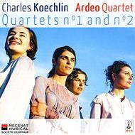 String Quartet, 1, 2, : Quatuor Ardeo
