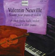 Violin Sonata, Etc: Della Valle(Vn)Collet(P)