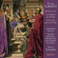 『サロメの悲劇』 、詩篇第47番、他 T.フィッシャー&BBCウェールズ・ナショナル管弦楽団