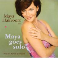 Live: Maya Goes Solo