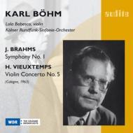 交響曲第1番、他 ベーム&ケルン放送交響楽団
