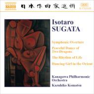 交響的序曲、双龍交遊之舞、生命の律動、東洋の舞姫 小松一彦&神奈川フィル