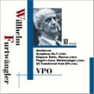 交響曲第7番 フルトヴェングラー&ウィーン・フィル