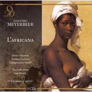 歌劇『アフリカの女』 ムーティ&フィレンツェ五月祭管、ノーマン、ルケッティ