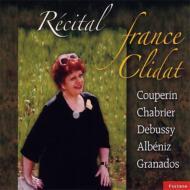 2005年パリ・リサイタル クリダ(p)