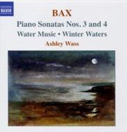 Piano Sonata.3, 4, Etc: Wass