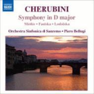 交響曲、序曲集 ベッルージ&サンレモ交響楽団