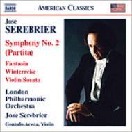 交響曲第2番、幻想曲、冬の旅、他 セレブリエール&ロンドン・フィル